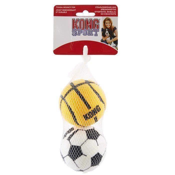 N/A Kong sports balls, 2 styk large på mypets.dk
