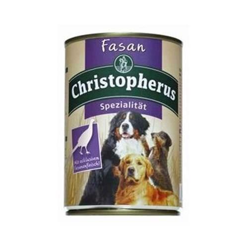N/A Christopherus specialitet med fasan, 400g fra mypets.dk