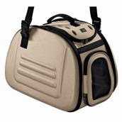 Hundetaske Dog Carrier, beige