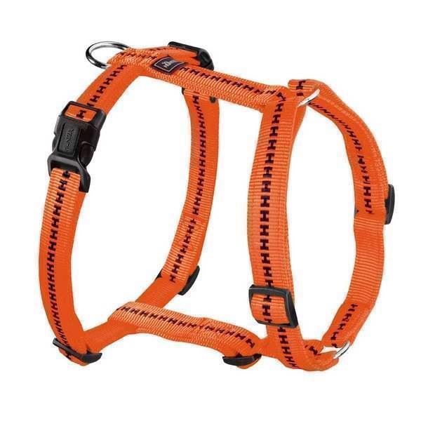 N/A – Hunter power grip hundesele, orange, large på mypets.dk
