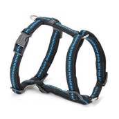 Hunter Power Grip hundesele, Sort