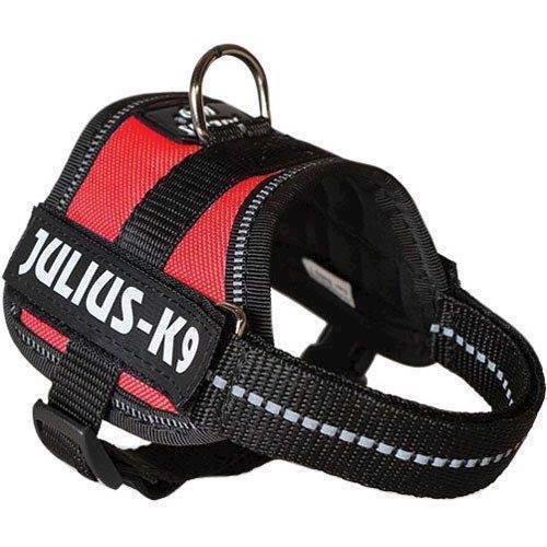 N/A – Julius k-9 original hundesele, rød, baby 1 på mypets.dk