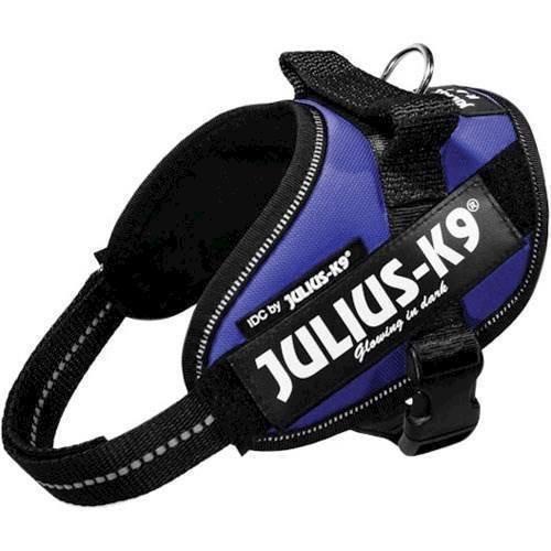 N/A Julius k-9 hundesele model idc, blå, baby 1 fra mypets.dk
