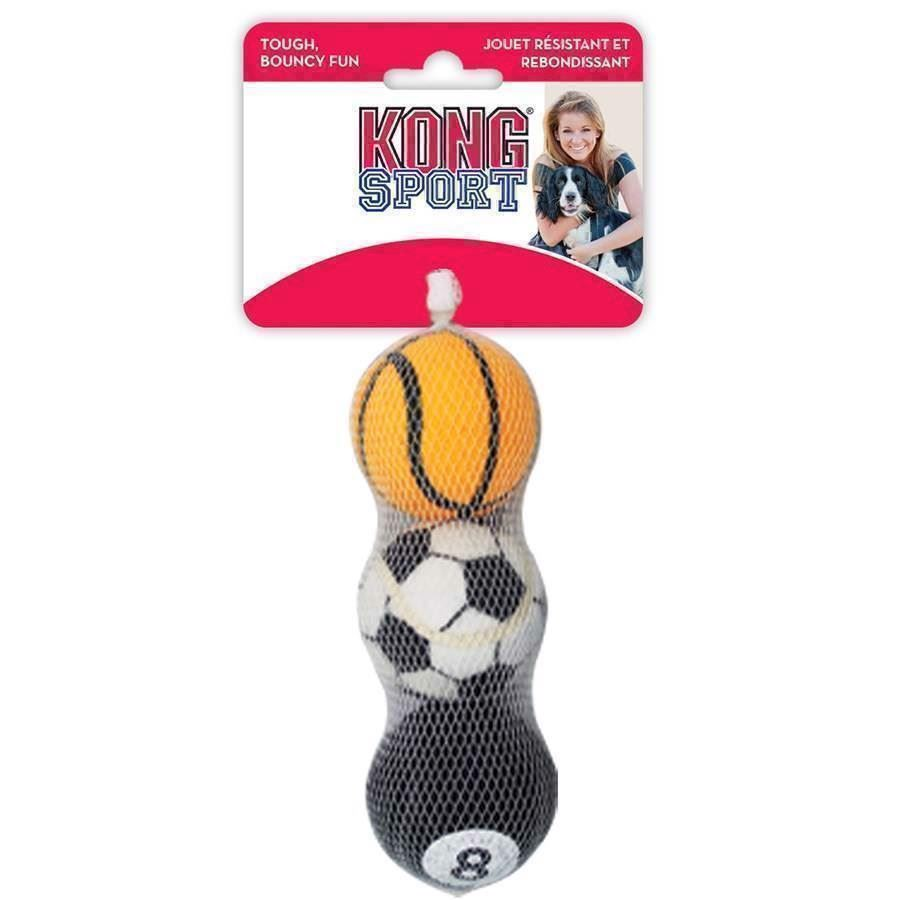 Kong Sports Balls, 3 Styk Medium