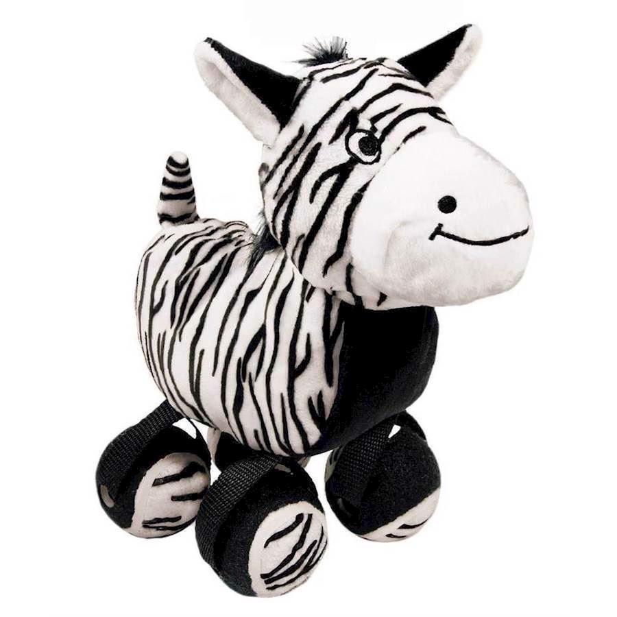 N/A – Kong tennishoes zebra fra mypets.dk