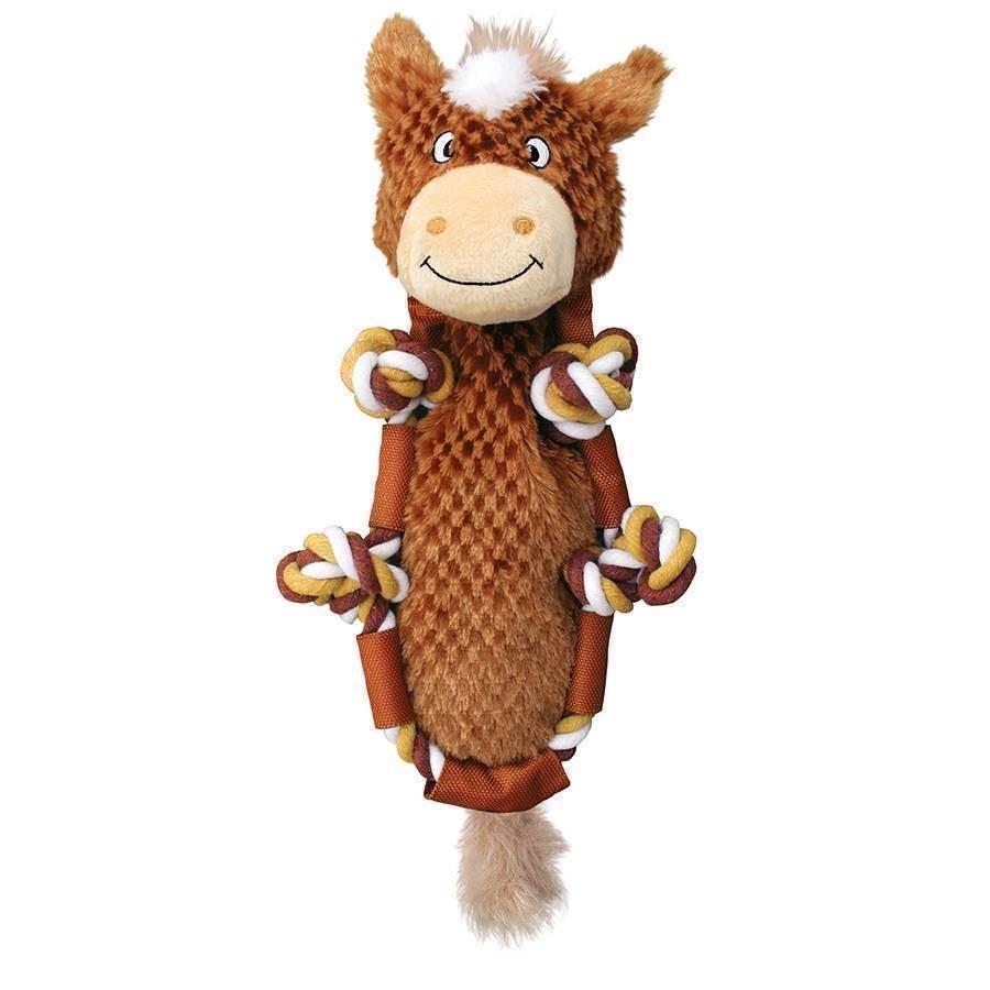 N/A Kong barnyard knots horse på mypets.dk