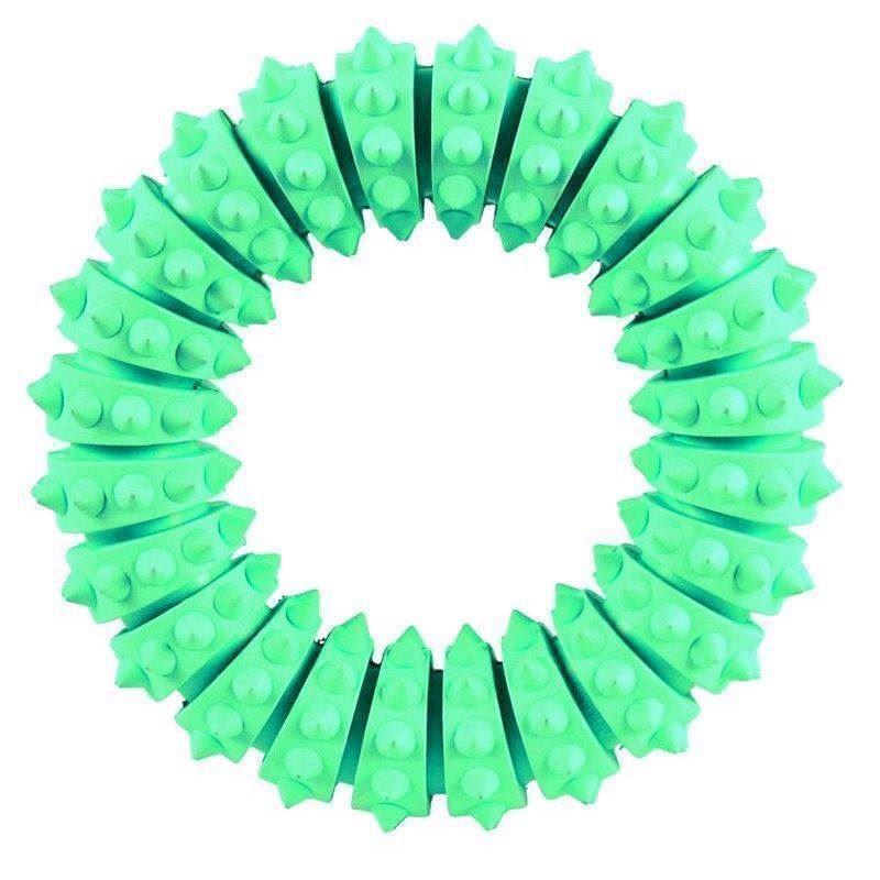 Dentafun ring med mint ø 12,5 cm fra N/A fra mypets.dk