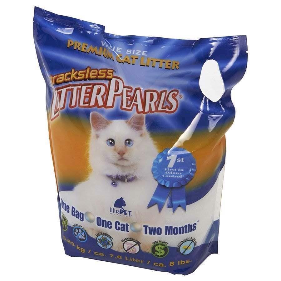 N/A – Litter pearls 100% naturligt kattegrus, 3.6 kg på mypets.dk