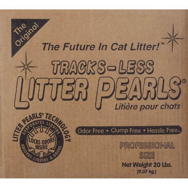 N/A Litter pearls 100% naturligt kattegrus, 9,07 kg fra mypets.dk