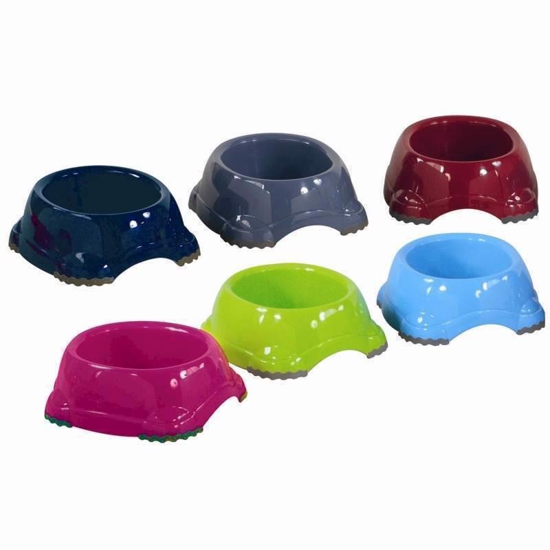N/A Smarty bowl madskål til hunde, 1.2 liter, orange på mypets.dk