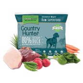 Natures Menu Country hunter råfoder med and