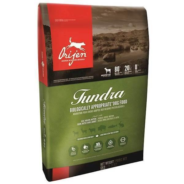N/A Orijen tundra hundefoder, 11.4 kg fra mypets.dk