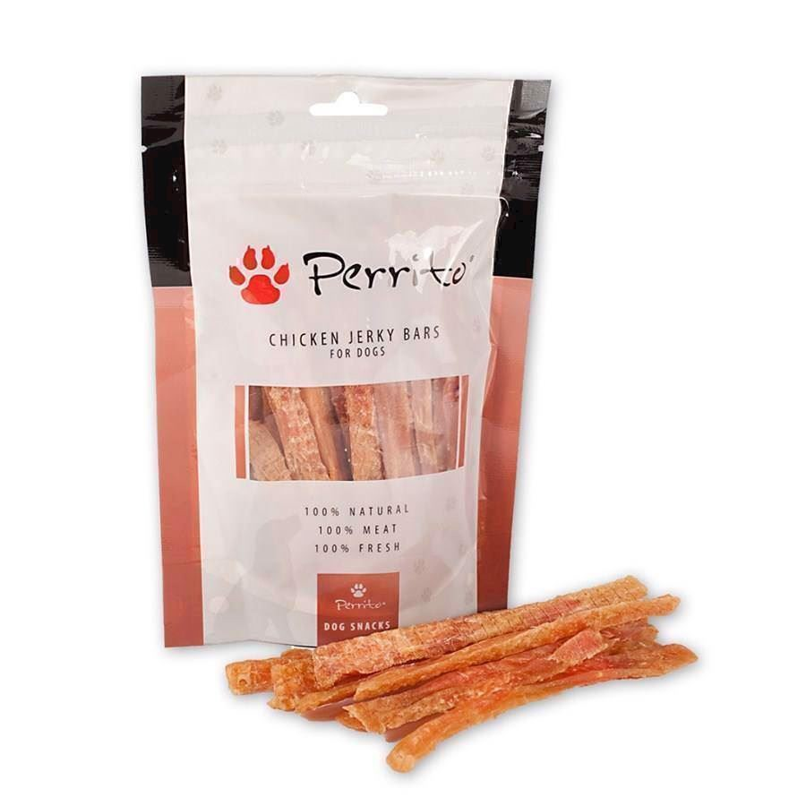 N/A – Perrito chicken jerky bars fra mypets.dk
