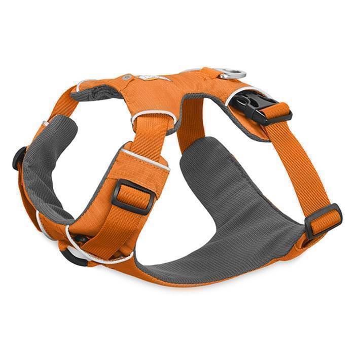 N/A – Ruffwear front range sele, orange på mypets.dk