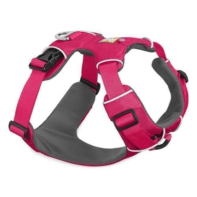 N/A Ruffwear front range sele, pink fra mypets.dk