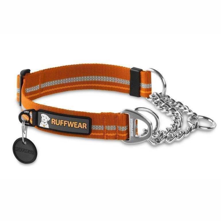 Ruffwear chain reaction, burnt orange fra N/A på mypets.dk