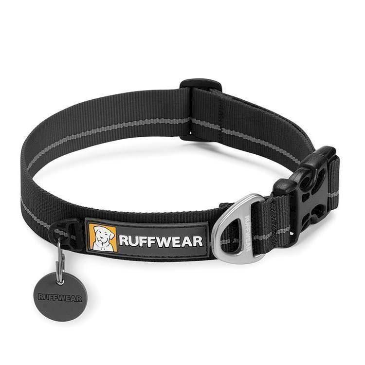 N/A Ruffwear hoopie halsbånd, sort på mypets.dk