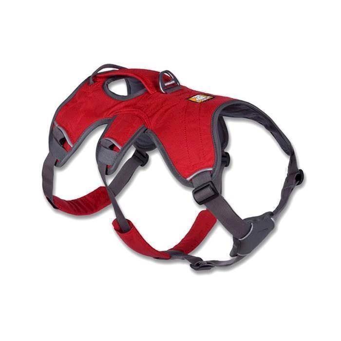 N/A – Ruffwear web master harness, rød, xsmall på mypets.dk