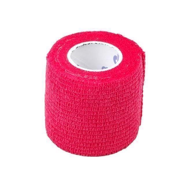 N/A Mp selvklæbende bandage, rød på mypets.dk