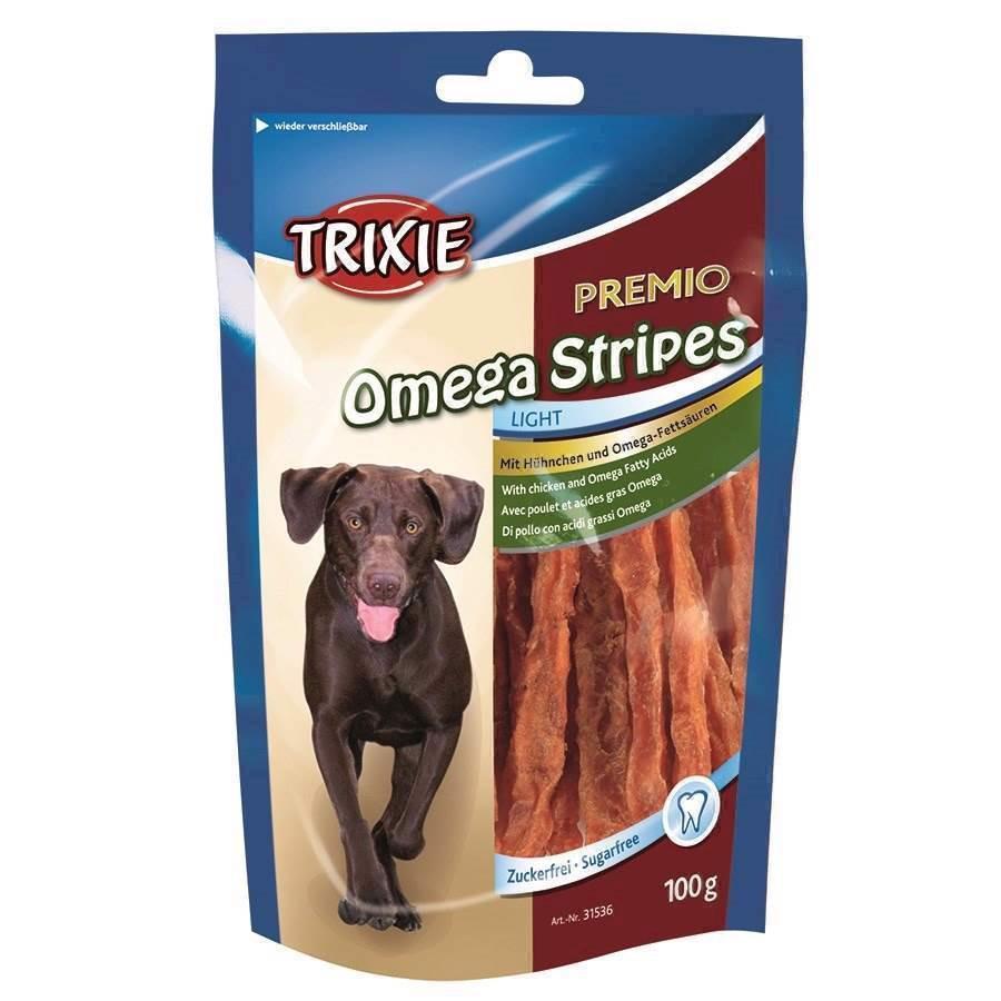 N/A Premio omega stripes med kylling fra mypets.dk