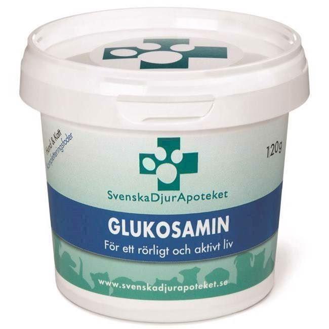 N/A – Svenska djurapoteket glocusamin, 120 gr på mypets.dk