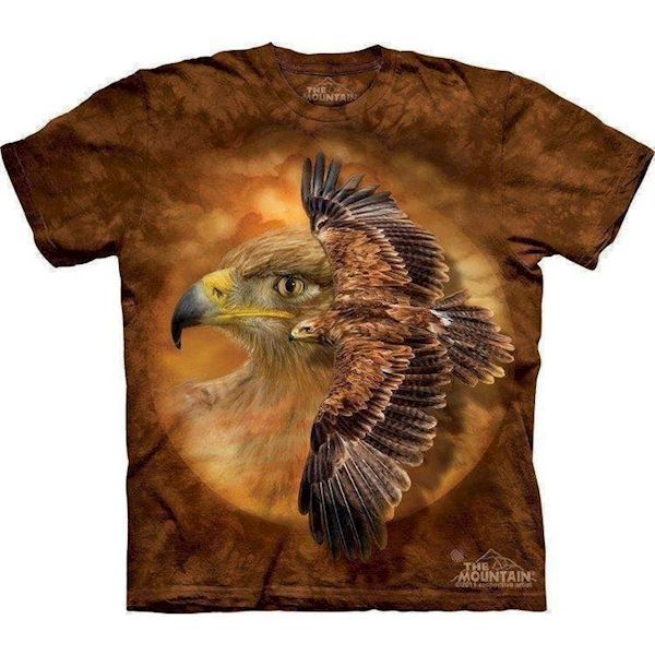 N/A – Eagle spirit ørne t-shirt fra mypets.dk