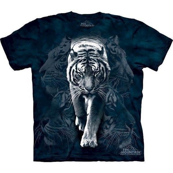 Tiger walk t-shirt fra N/A fra mypets.dk