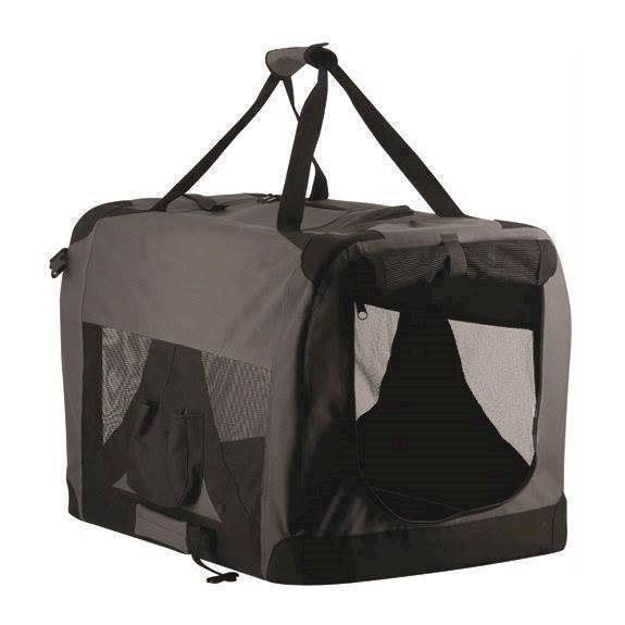 Pet soft crate kanvasbur til hunde, xl fra N/A fra mypets.dk