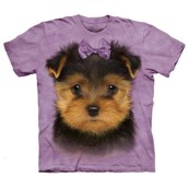 Yorkshire Terrier Hvalp t-shirt