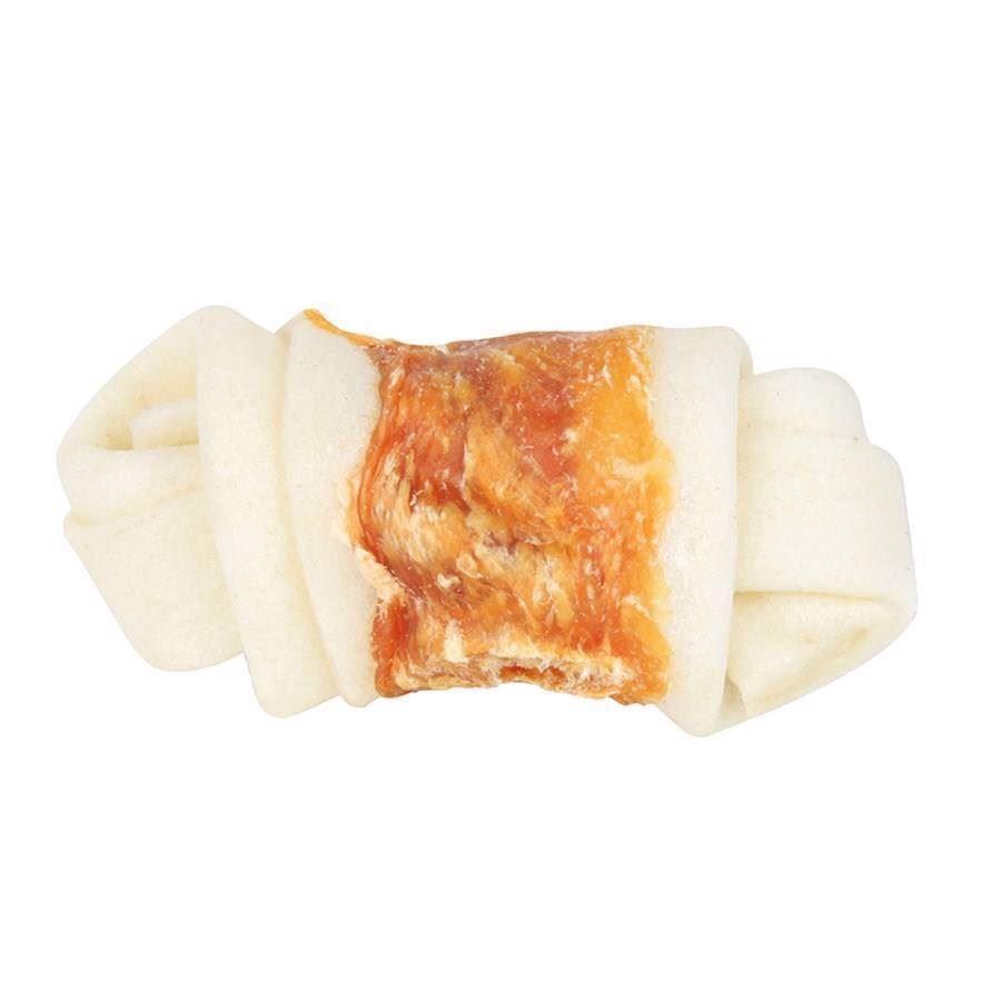 N/A – Denta fun knudeben med kylling, 5 st fra mypets.dk