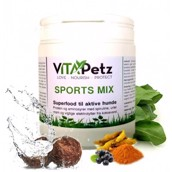Sports Mix pulver - Superfood til aktive hunde
