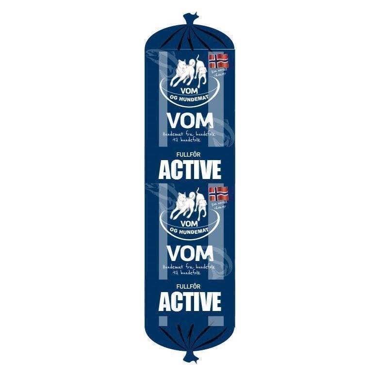 N/A – Vom active fuldfoder, 1kg fra mypets.dk