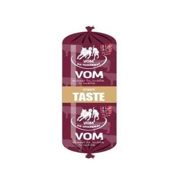 Vom taste med oksekød, 500 gram fra N/A på mypets.dk