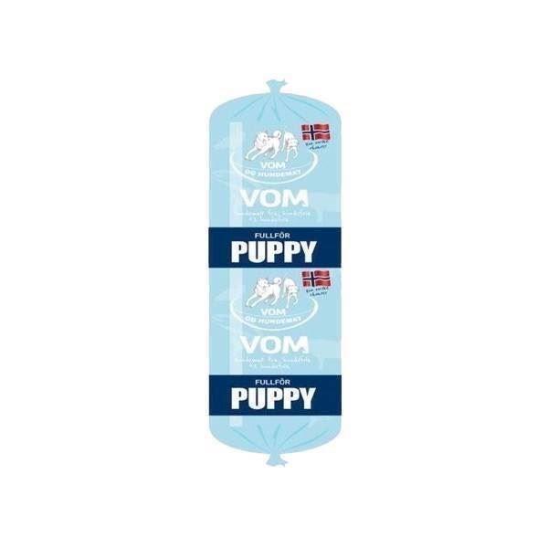 Vom puppy hvalpefoder, 500 gr fra N/A fra mypets.dk