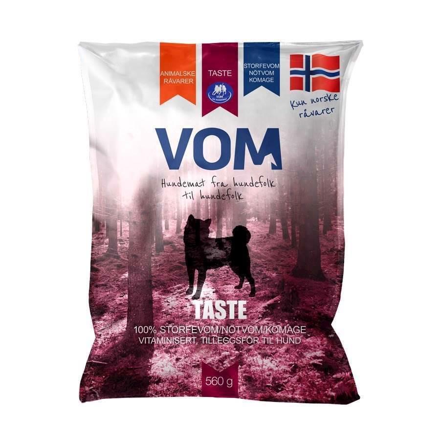 Vom taste kallun kødboller, 560 gram fra N/A på mypets.dk