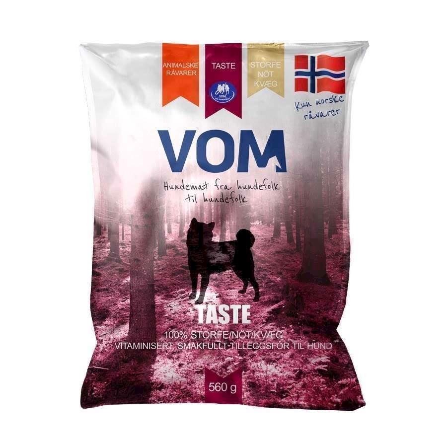 N/A – Vom taste oksekød kødboller, 560 gram fra mypets.dk
