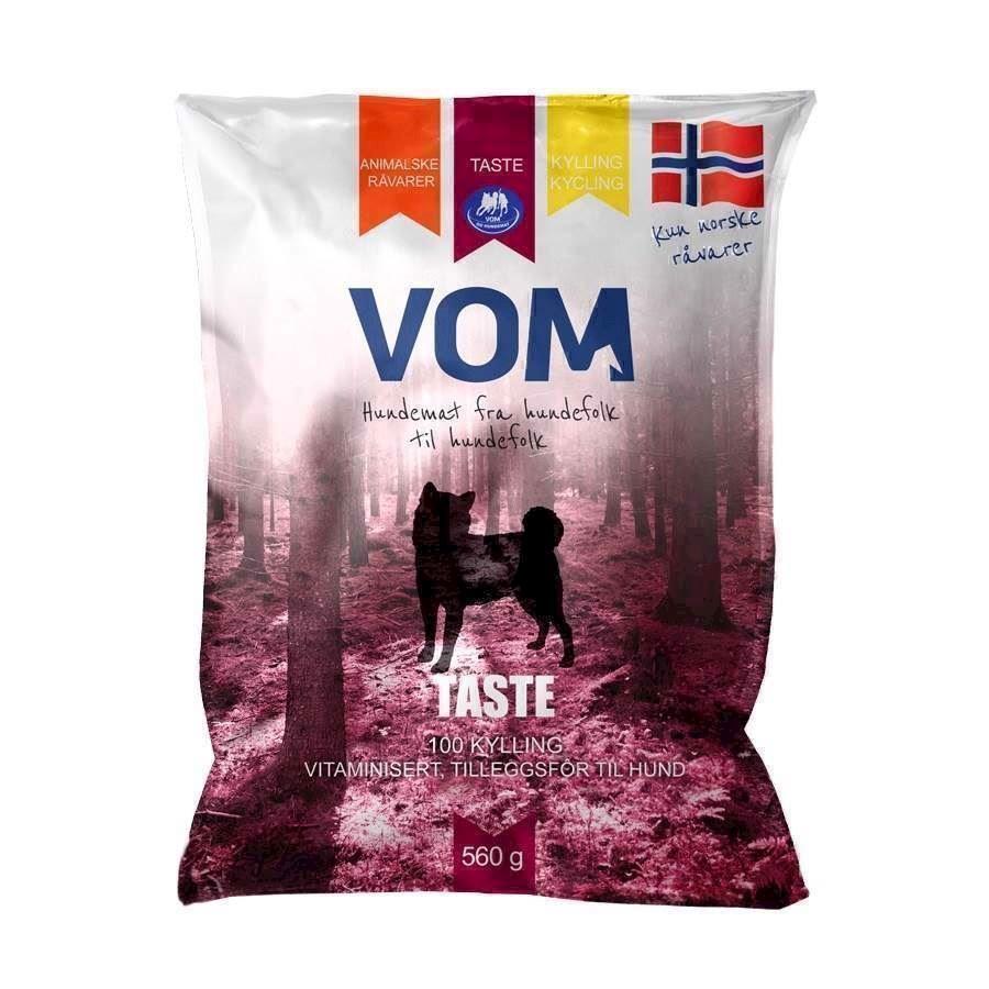N/A Vom taste med kylling kødboller, 560g fra mypets.dk