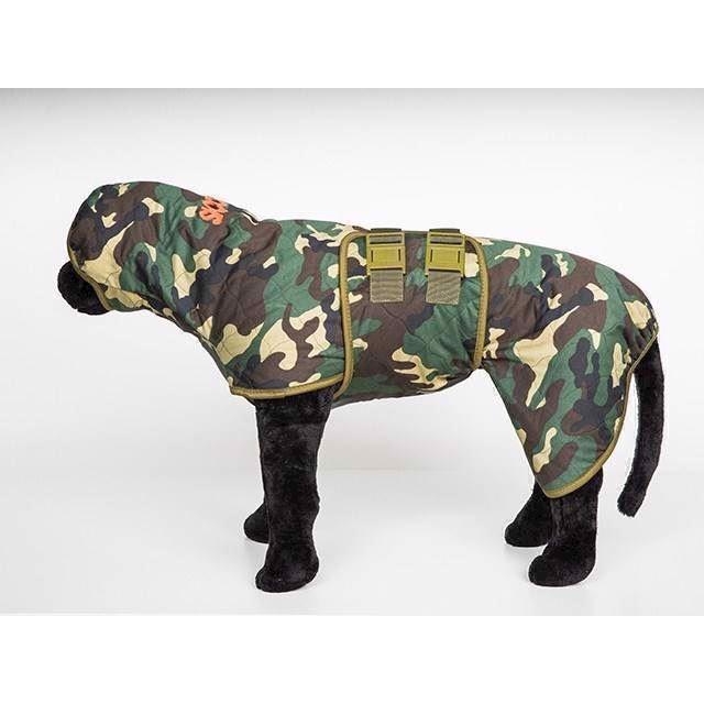 N/A Wetdog hunter dækken, camoflage, small fra mypets.dk