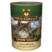green valley wolfsblut vådfoder