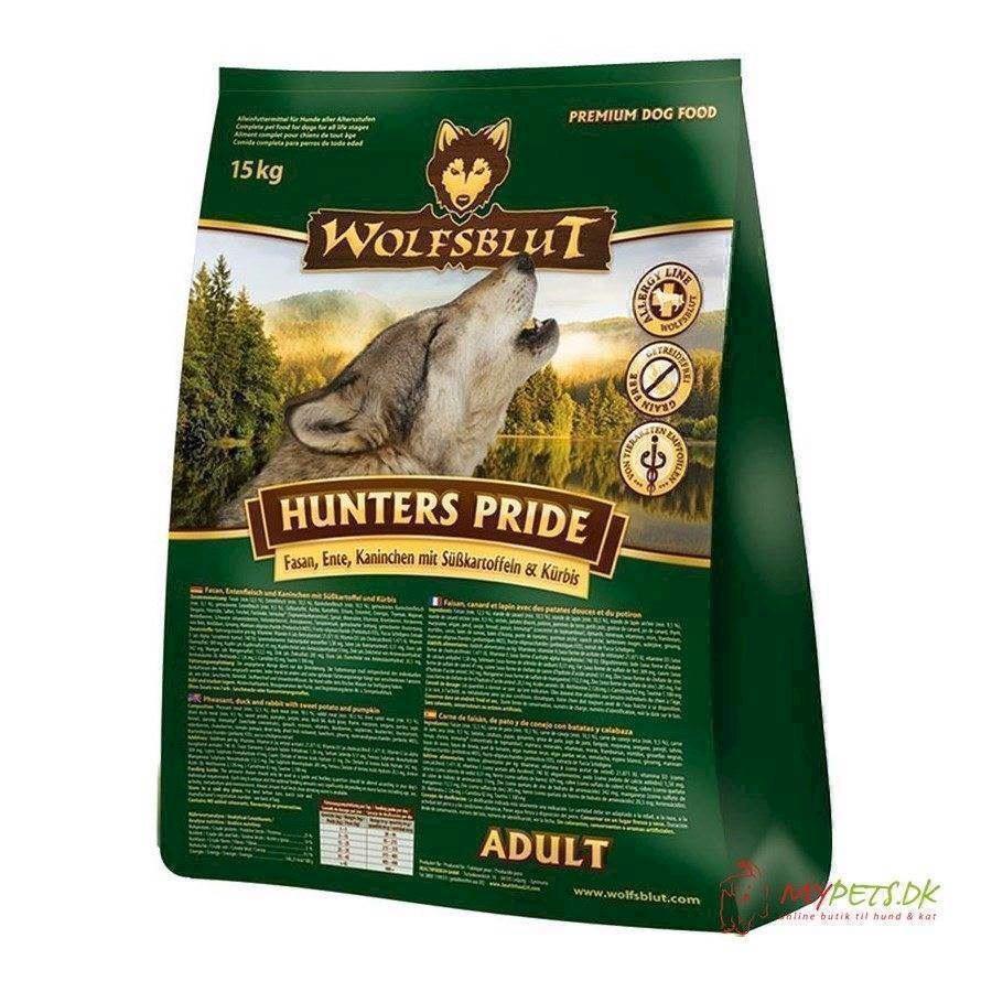Wolfsblut Hunters Pride Adult Hundefoder