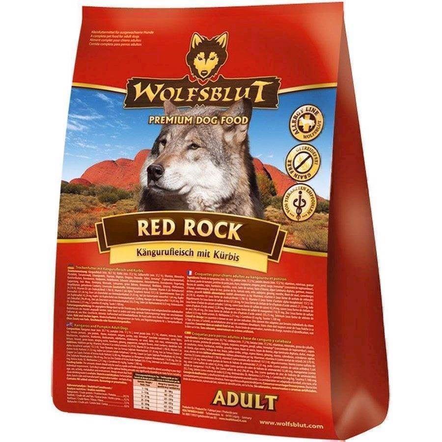 Wolfsblut Red Rock Adultmed Kænguru