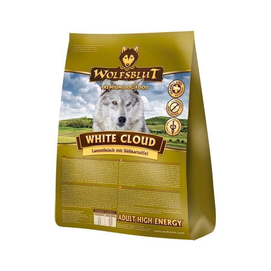 N/A – Wolfsblut white cloud energifoder, 2 kg på mypets.dk