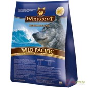 Wolfblut Wild Pasific hundemad med fiskesmag
