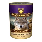 WolfsBlut Black Bird Adult dåsemad, 395 gr.