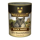 WolfsBlut Black Marsh PURE Adult dåsemad, 395 gr.