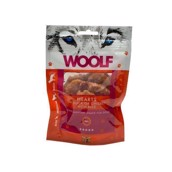 WOOLF Hearts of Duck or Chicken, 100g