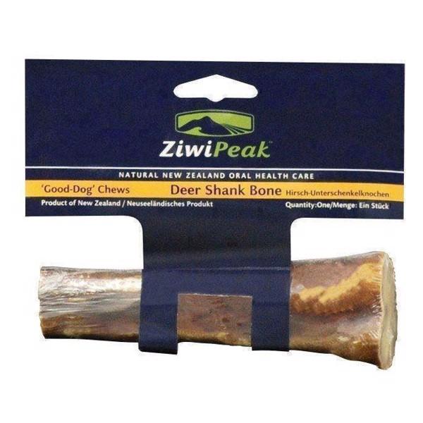 Ziwipeak half deer shank fra N/A fra mypets.dk
