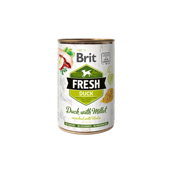BRIT Fresh Meat, And og Hirse, 6 x 400g