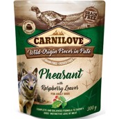 Carnilove Pouch Pate med Fasan, 300g