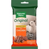 natures menu treats chicken